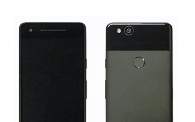 This confirms what we know so far about the Google Pixel 2