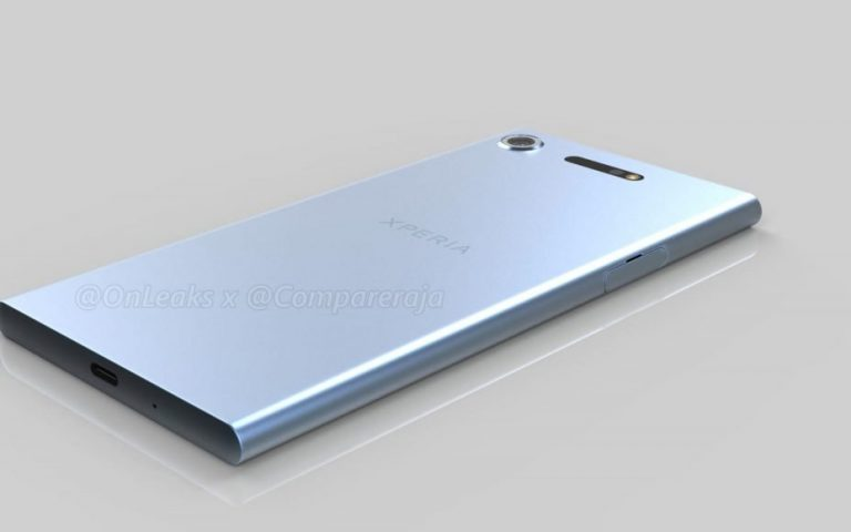 Sony's next smartphone looks like an old Xiaomi flagship