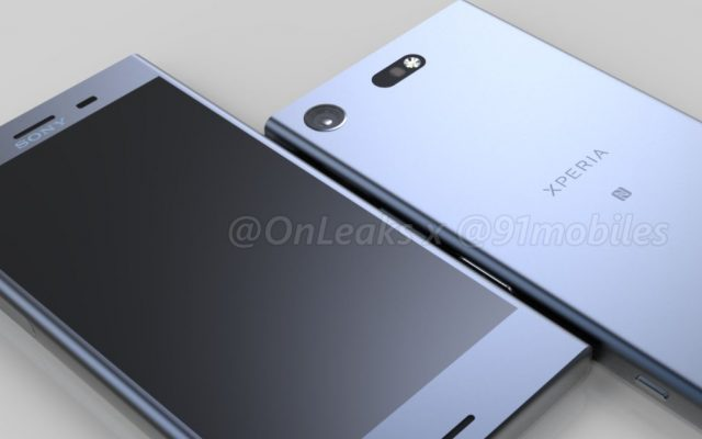 This is Sony's upcoming compact flagship smartphone