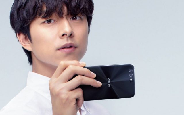 ASUS ZenFone 4 revealed with Gong Yoo as brand ambassador
