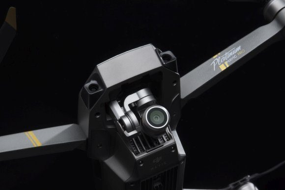 DJI Mavic Pro Platinum Edition Phantom 4 Obsidian
