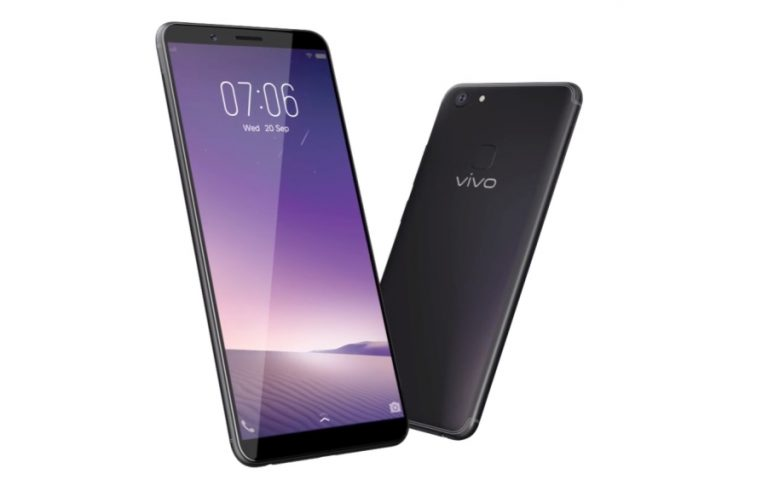 vivo V7+: Big, near-bezel-less, and probably quite pixelated