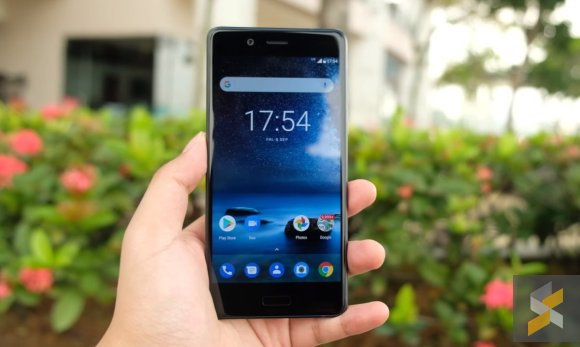 Nokia 8 Malaysia Hands on