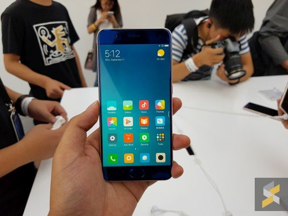 Xiaomi Mi Note 3 Hands on