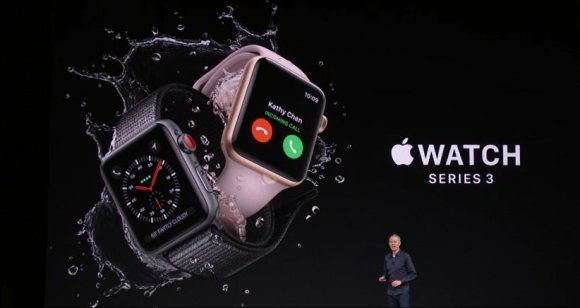 Apple Watch Series 3 Launch