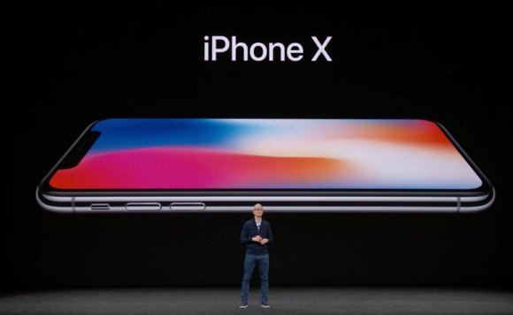 iPhone X 10 officially launched