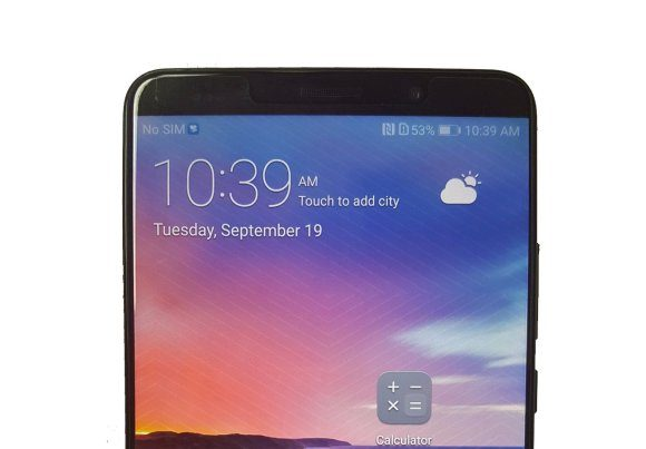 Huawei Mate 10 leaked photo