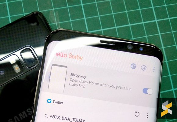 Disable Bixby Button by Samsung