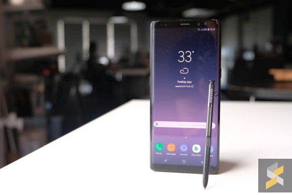 Samsung Galaxy Note8 U Mobile