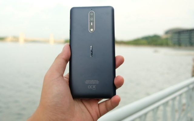 The Nokia 8 is slashed by RM311 for Chinese New Year