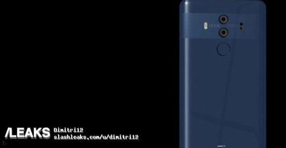 Huawei Mate 10 Variants Reportedly Certified in China