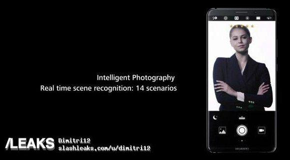 Huawei Mate 10 Promo Pics Leaked; Dual Leica Camera Found