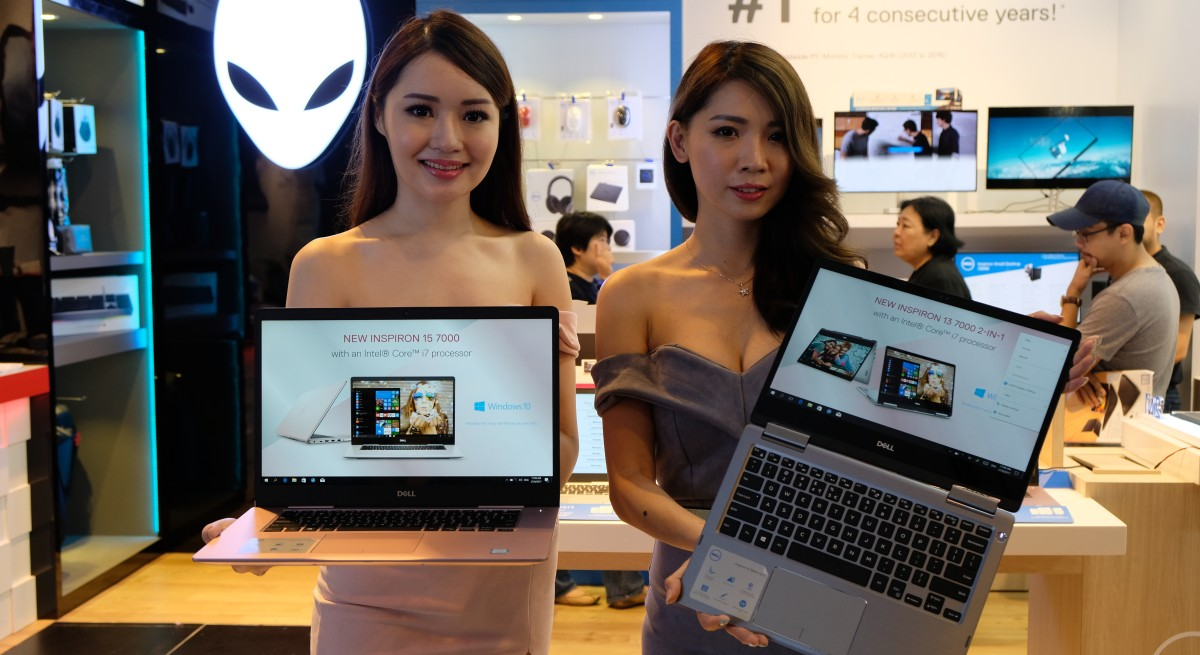 Dell's new Inspiron 7000 laptops land in Malaysia