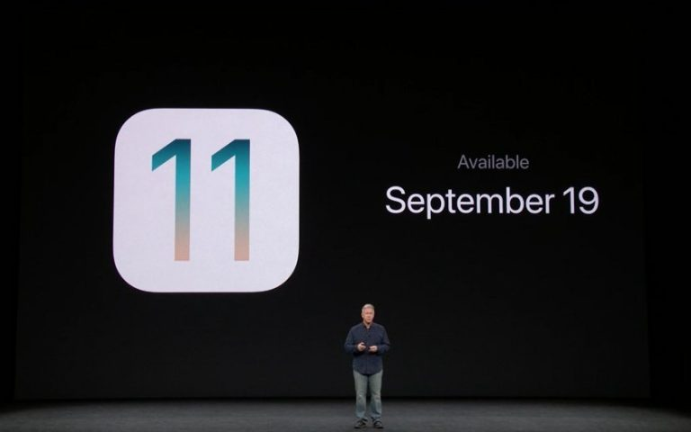 Final copy of iOS 11 rolls out today for Beta Users