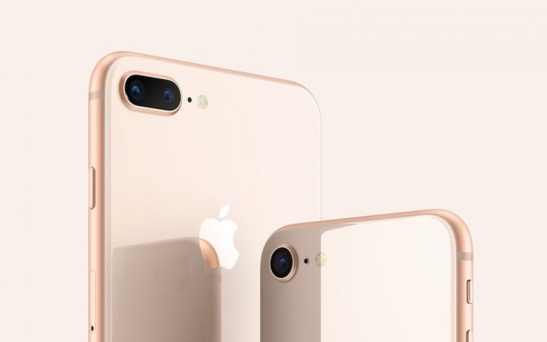 The iPhone 8 / 8 Plus have smaller batteries than iPhone 7 / 7 Plus