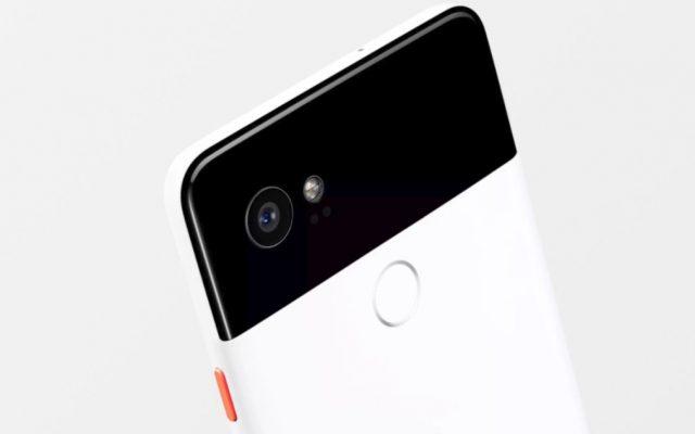 The Pixel 2's cameras get a little weird when capturing LED lights