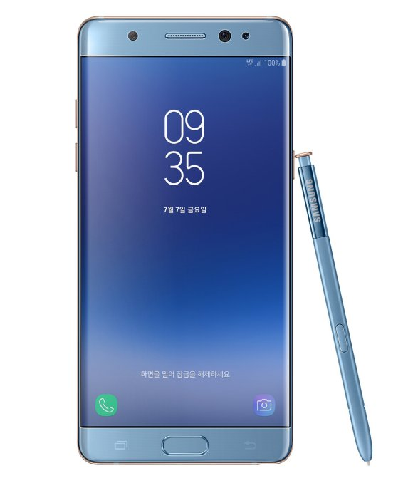 The Samsung Galaxy Note Fe Might Be Coming To Malaysia