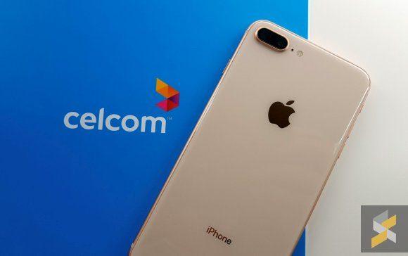 iPhone 8 RM99 celcom offer