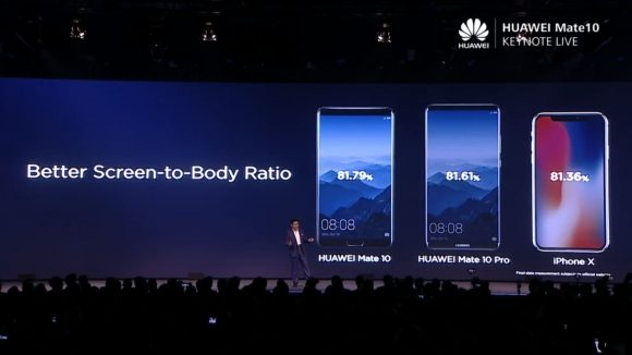 Huawei Mate 10: Putting the power of AI in the palm of your