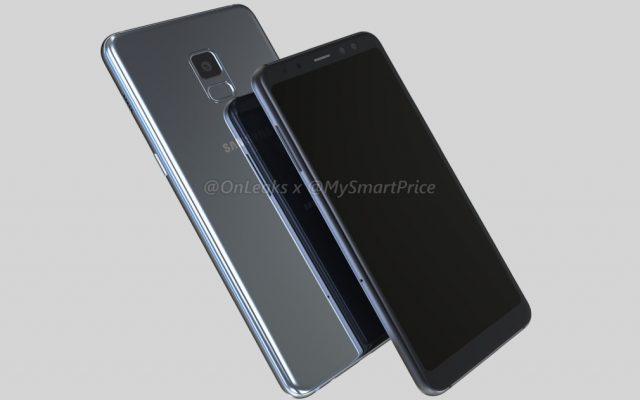 Samsung's Galaxy A (2018) may get a sexy display upgrade