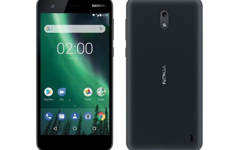 This looks like Nokia's cheapest smartphone to date