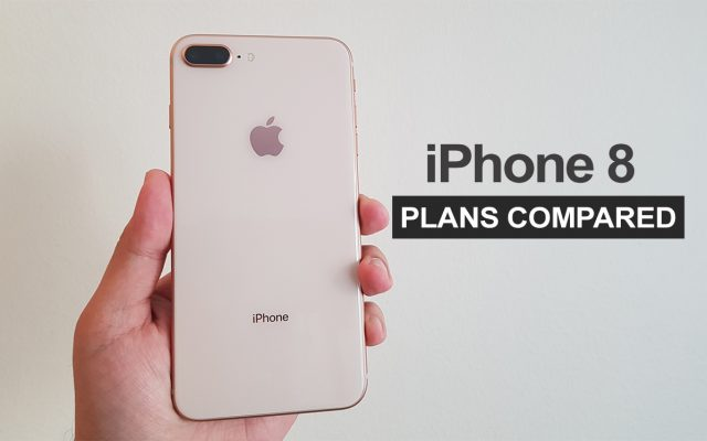 Compared: iPhone 8 telco plans in Malaysia
