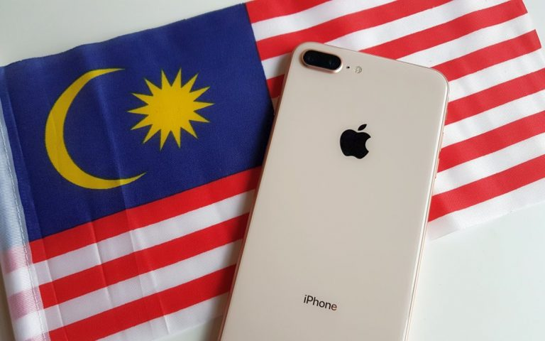 OFFICIAL: iPhone 8 available in Malaysia on 20 October