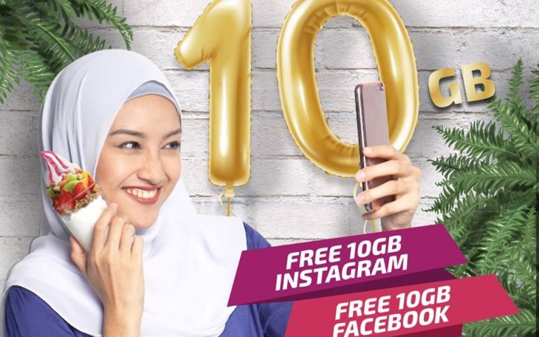 Xpax now offers free Instagram data and data rollover