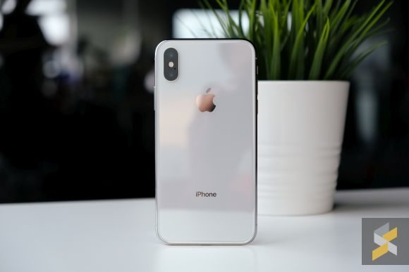 Iphone  Unboxing Silver