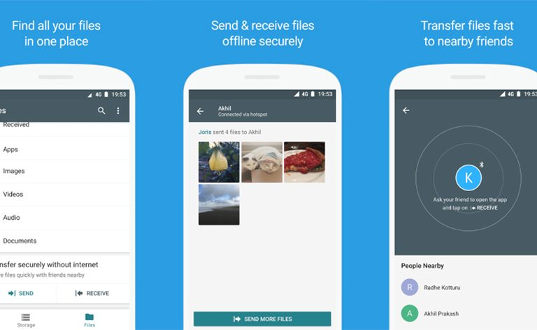 Google's new file manager can help clean up your phone's storage
