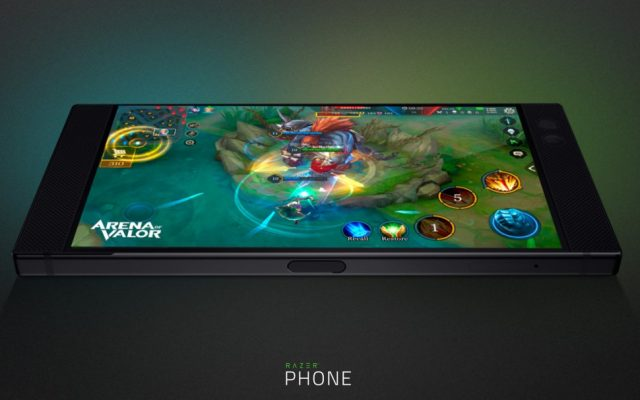 The Razer Phone is coming to Asia