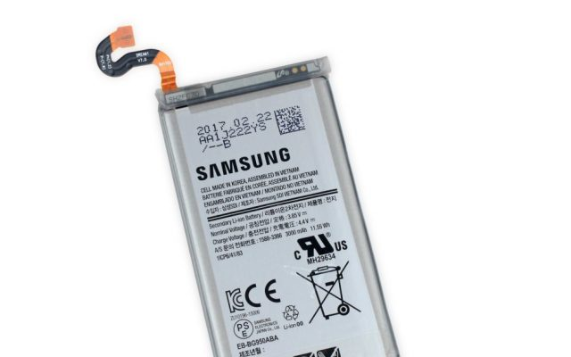 Samsung is developing a lithium-ion battery that can fully charge in 12 minutes