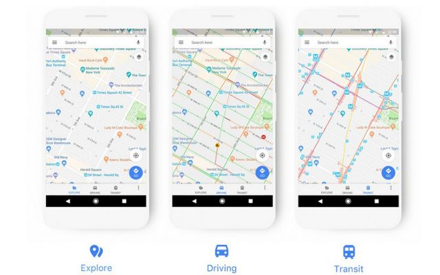 Google Maps is getting a fresher, cleaner user interface