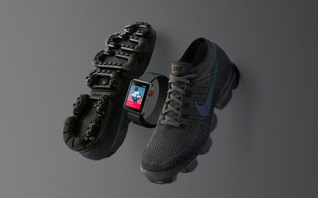 Apple's got a new limited-edition Nike flavoured Apple Watch on the way