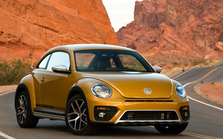 Volkswagen is thinking of producing an electric-powered Beetle