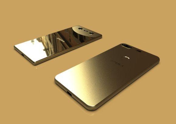Sony mobil 2018