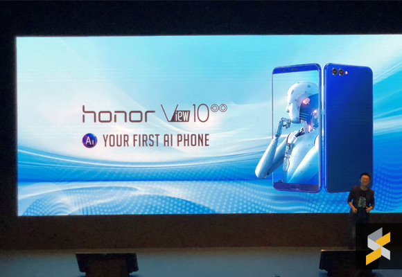 honor View 10 Malaysia