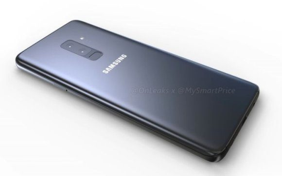 This is what the Samsung Galaxy S9 and S9+ would look like