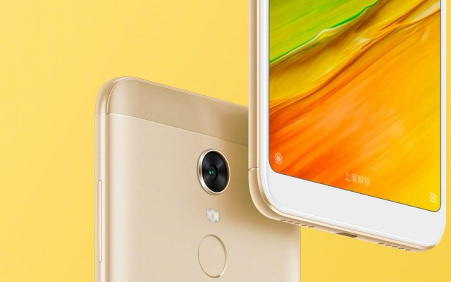 These are the purported specs of the Redmi 5 and Redmi 5 Plus