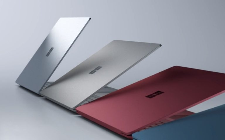 You can pre-order Microsoft's Surface Laptop in Malaysia next week