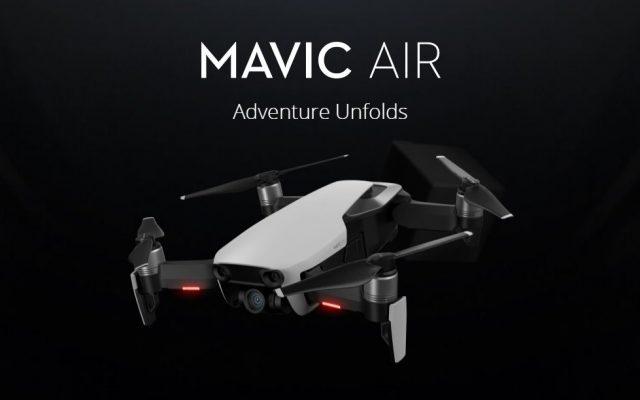 You can pre-order the DJI Mavic Air in Malaysia