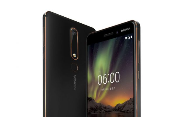 """Nokia's first smartphone for 2018 is a mid-range device that does """"Bothie"""""""