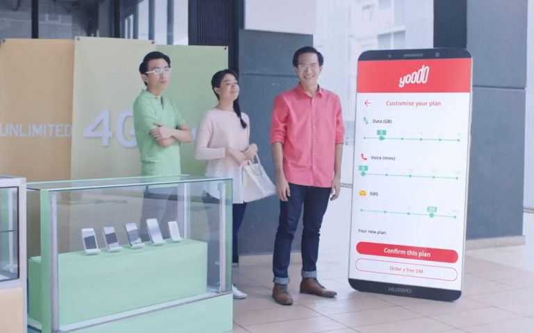 Yoodo claims to be Malaysia's first fully customisable mobile plan