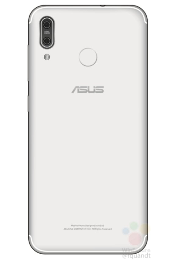 The ASUS ZenFone 5 gets an iPhone X-like camera bump