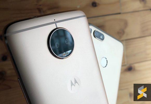 Moto G5s Plus Camera Features