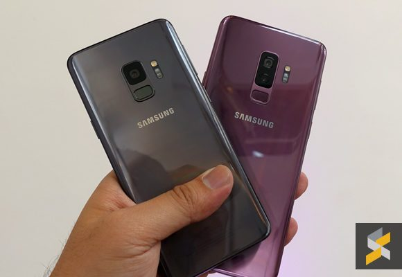 Samsung Galaxy S9/S9+ : It's the small things that make a big