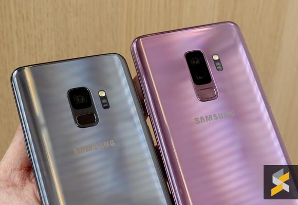 Samsung Galaxy S9 Roadshow Malaysia