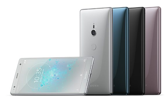 Sony Xperia XZ2 and XZ2 Compact are the world's first smartphones