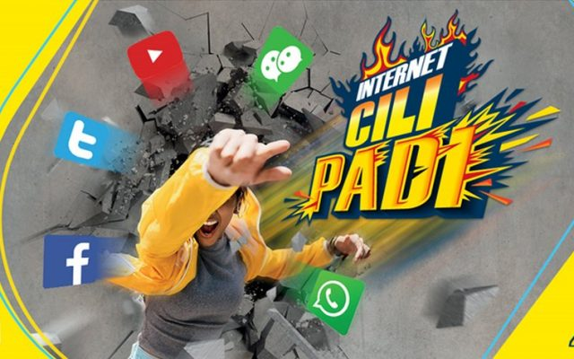 Digi's Cili Padi passes give you unlimited internet from as little as RM1