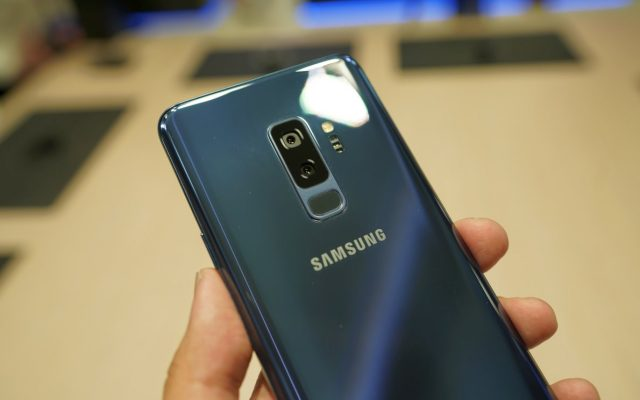 Samsung Galaxy S9 & S9+ First Impressions: It's not about the specs
